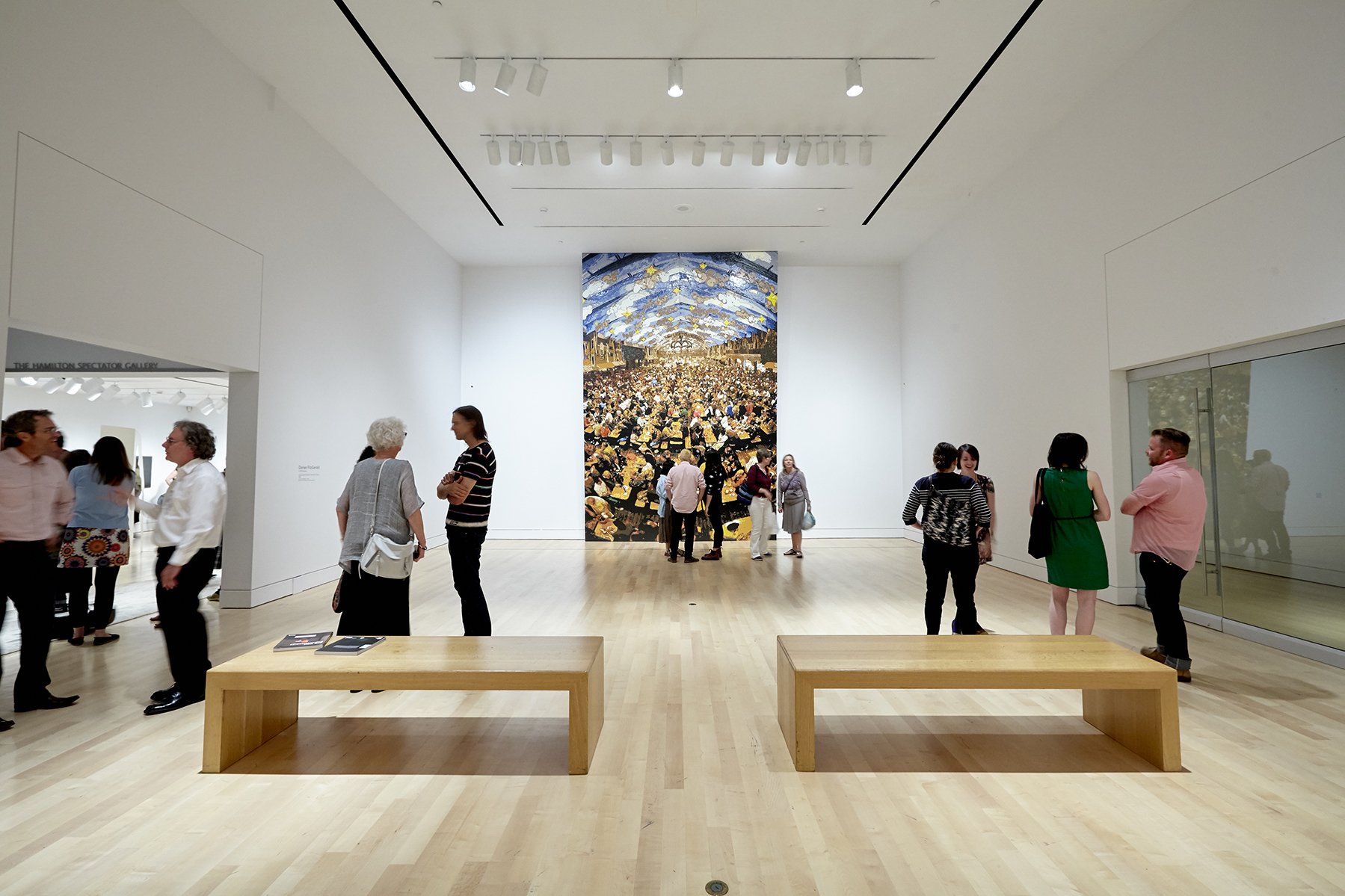 How to design an art gallery - Are You Experienced