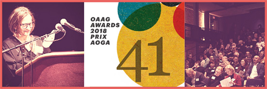 oaag online ontario association of art galleries website